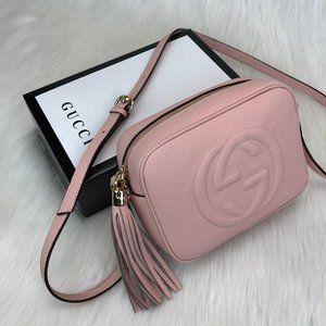 Pink Color Gucci Soho Disco